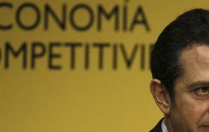 De Mesa releva a Latorre en la Secretaría de Estado de Economía