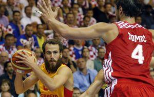 Tres bases y seis 'defensas' para desquiciar a Tomic y Croacia
