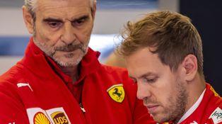 La batalla insostenible en Ferrari o por qué Arrivabene ha sido víctima de la trituradora