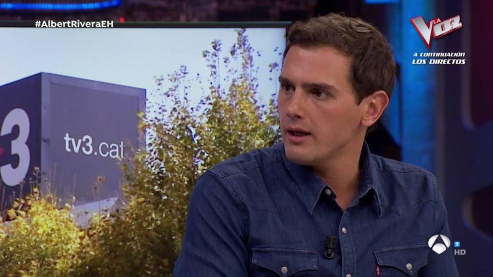 Albert Rivera carga contra TV3: Es tirar más de 200 millones de euros