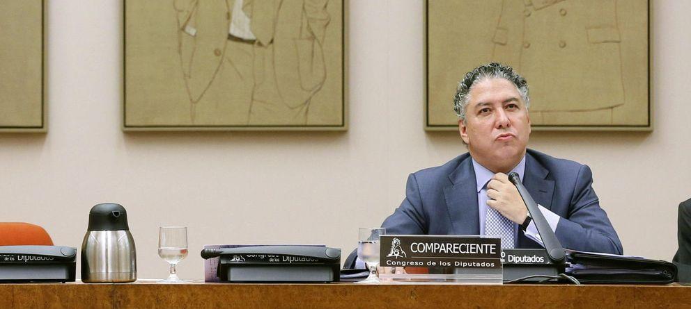 Foto: El secretario de Estado de Seguridad Social, Tomás Burgos, explicará los datos del paro y los afiliados a la Seguridad Social (Efe)