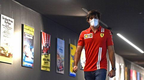 Carlos Sainz y Ferrari: del estacazo de Francia al zafarrancho de combate en Italia