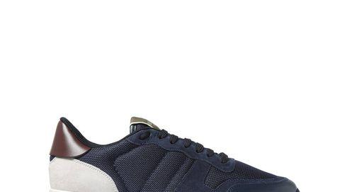 Unas zapatillas en tres texturas para recibir el otoño como se merece