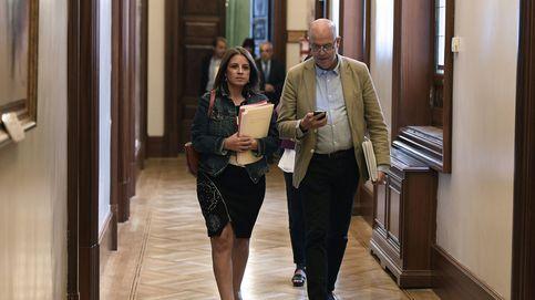 Lastra respalda a Delgado y avisa: A este Gobierno no le va a chantajear nadie