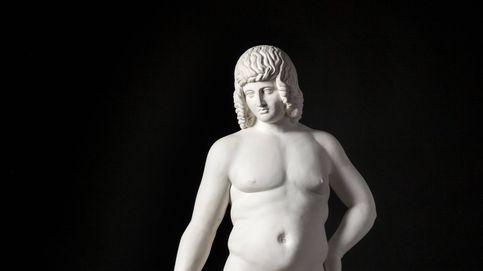 Hermafroditas, obesos y viejos. Maté reinventa el canon clásico de belleza