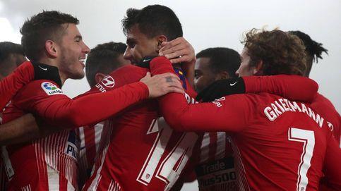 Atlético de Madrid - Getafe CF: horario y dónde ver en TV y 'online' La Liga