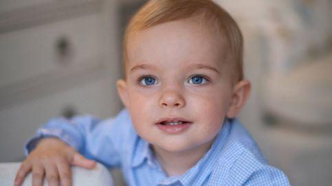 El príncipe Nicolas de Suecia celebra su primer cumpleaños