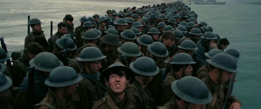 Foto: Fotograma 'Dunkerque' de Nolan.