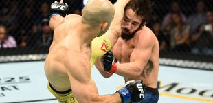 Post de UFC Utica: Moraes acaba con Rivera en 33 segundos con uno de los nocauts del año
