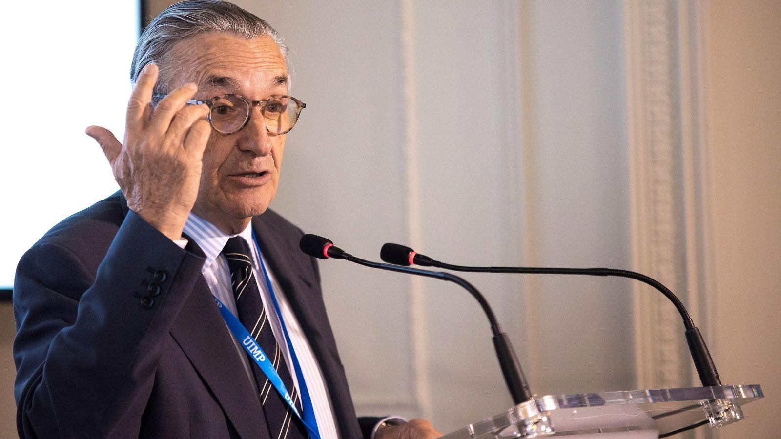 Foto: Marín Quemada, presidente de la CNMC. (Efe)