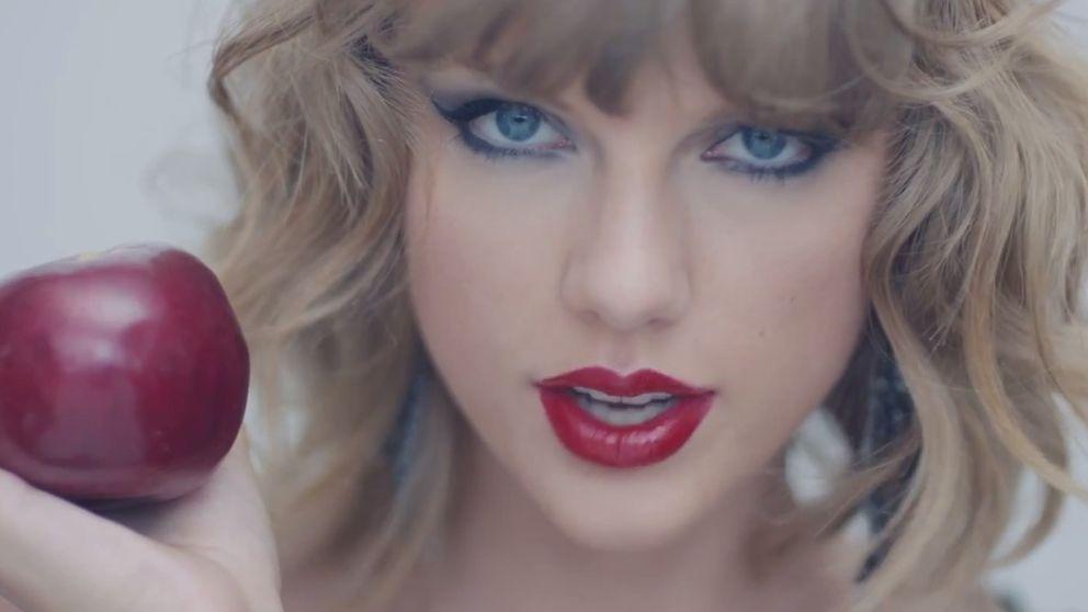 Taylor Swift y otras famosas que amamos odiar