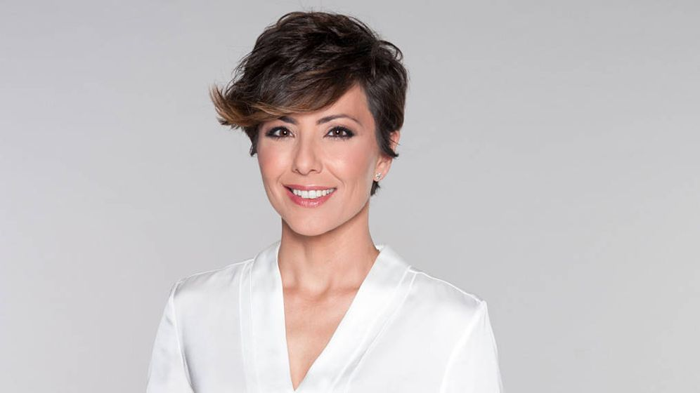 Foto: Sonsoles Ónega, presentadora de 'Ya es mediodía'. (Telecinco)