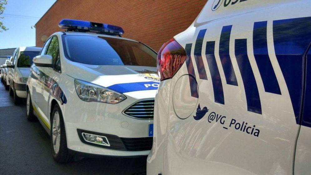 Foto: Detenido un hombre por presunta agresión a su mujer en un domicilio. (Policía Local de Vitoria/Twitter)