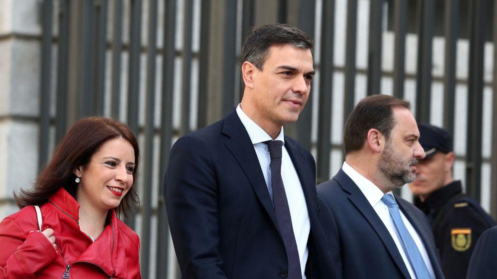 El PSOE evita avanzar sus pactos: no concreta si prefiere Cs a los separatistas