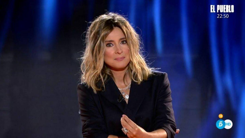 Sandra Barneda, presentadora de 'La última tentación'. (Mediaset España)