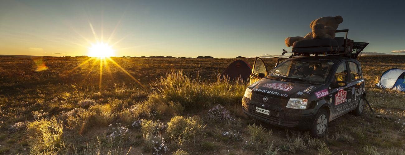 Foto: Mongol Rally puede ser ¡el viaje de tu vida!