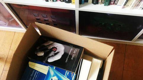 Una mudanza con (demasiados) libros