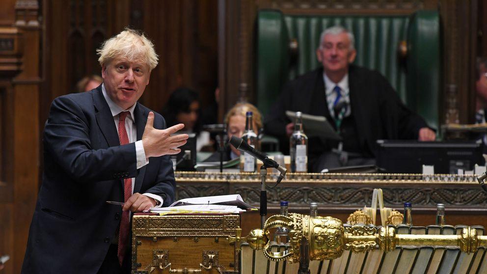 ¿Otra jugada ilegal? Johnson, dispuesto a dinamitar partes clave del acuerdo del Brexit