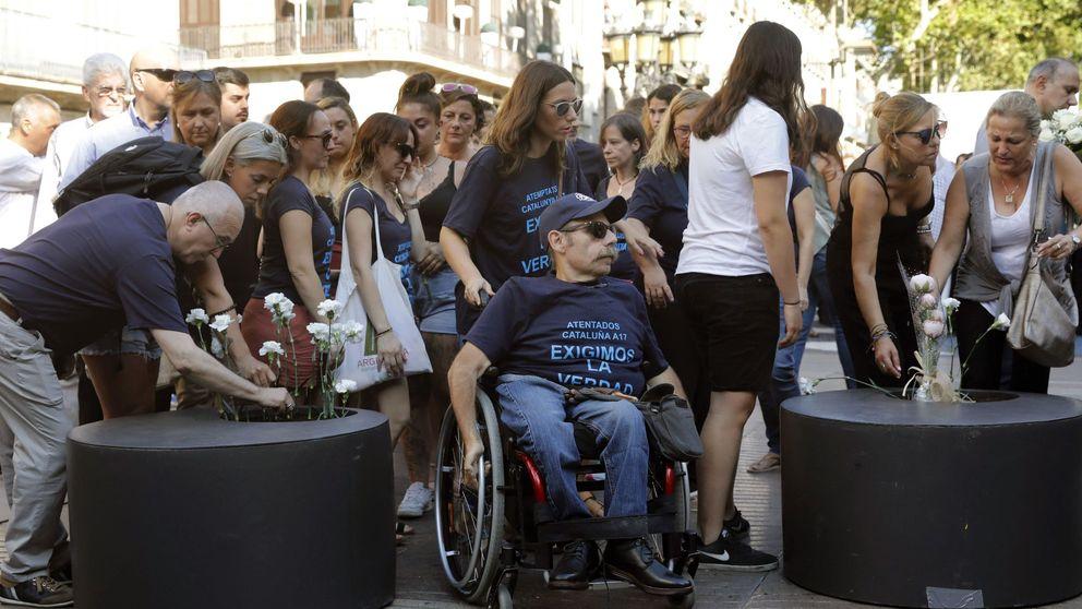 Fiscalía pide entre 8 y 41 años para tres acusados de los atentados del 17A en Cataluña