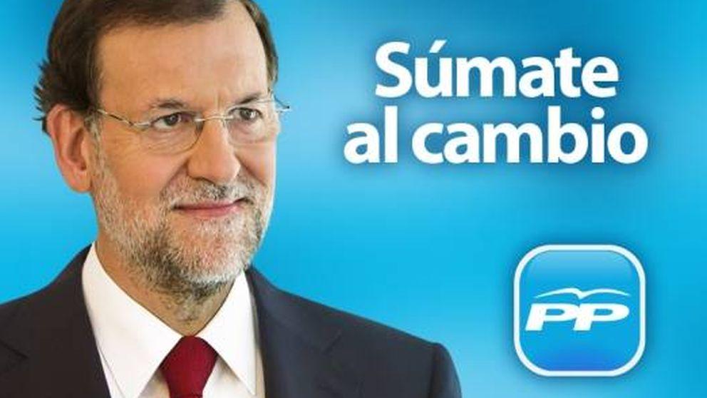 Una empresa investigada en Púnica hizo los carteles de Rajoy en las generales 2011