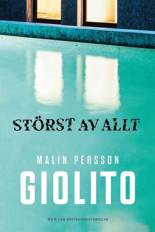 Carátula original de la novela de Giolito.