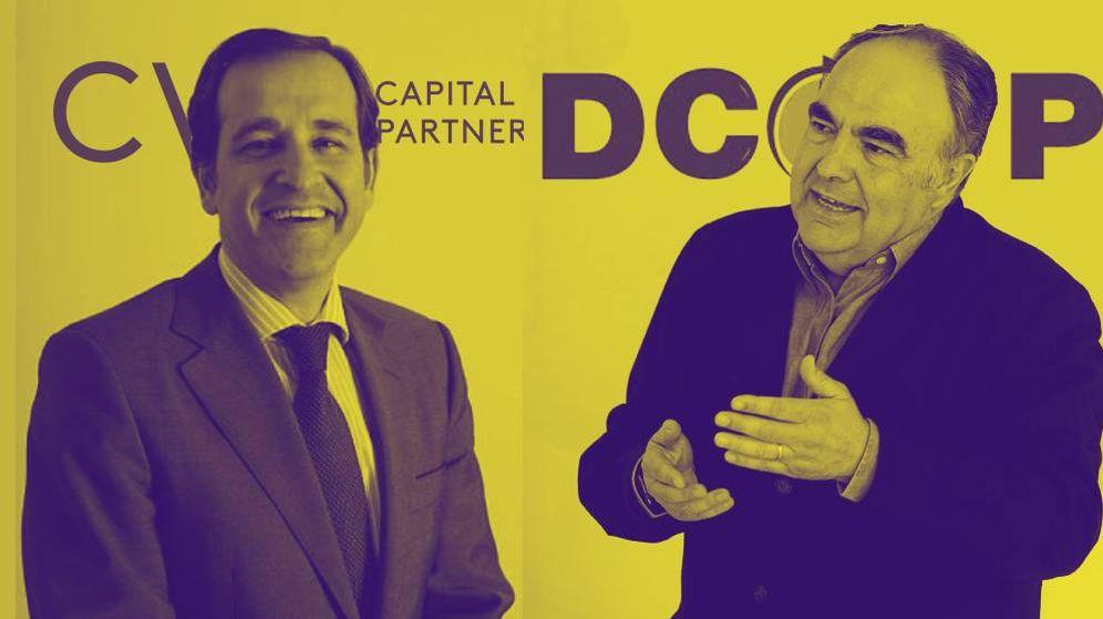 Foto:  Foto: Javier de Jaime (CVC) y Antonio Luque (Dcoop).