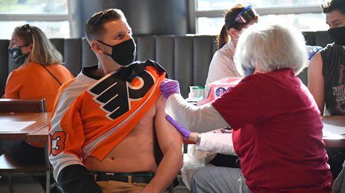 Un hombre dona 20.000 dólares para que 400 personas se vacunen en EEUU