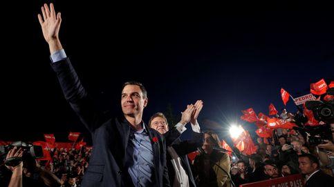 El cierre de campaña de las elecciones generales del 28-A, en imágenes