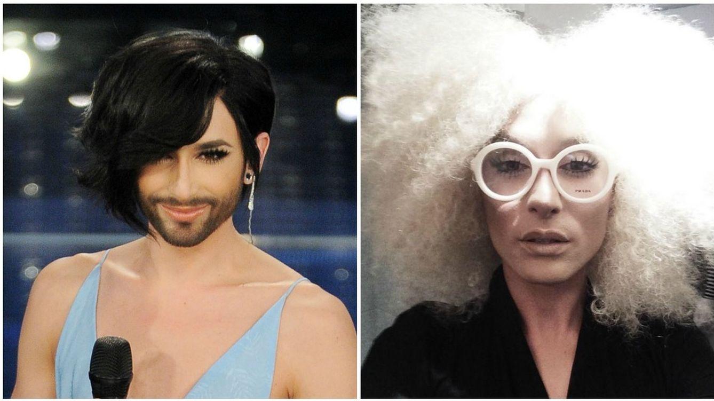 Rubia y sin rastro de barba: la irreconocible Conchita Wurst