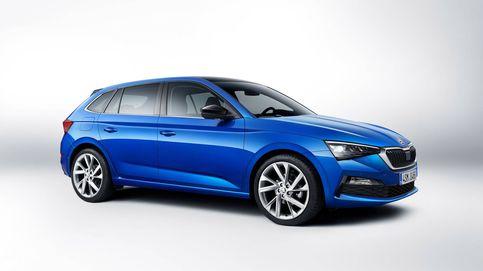 Skoda Scala, el coche que hace la competencia al Volkswagen Golf y Seat León