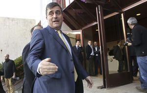 Un aviso de Mateo Castella hace cancelar la agenda de la final de Copa a Cardenal