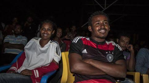 Del Messi es el rey al que te jodan Ronaldo: así se vivió el Clásico en Etiopía