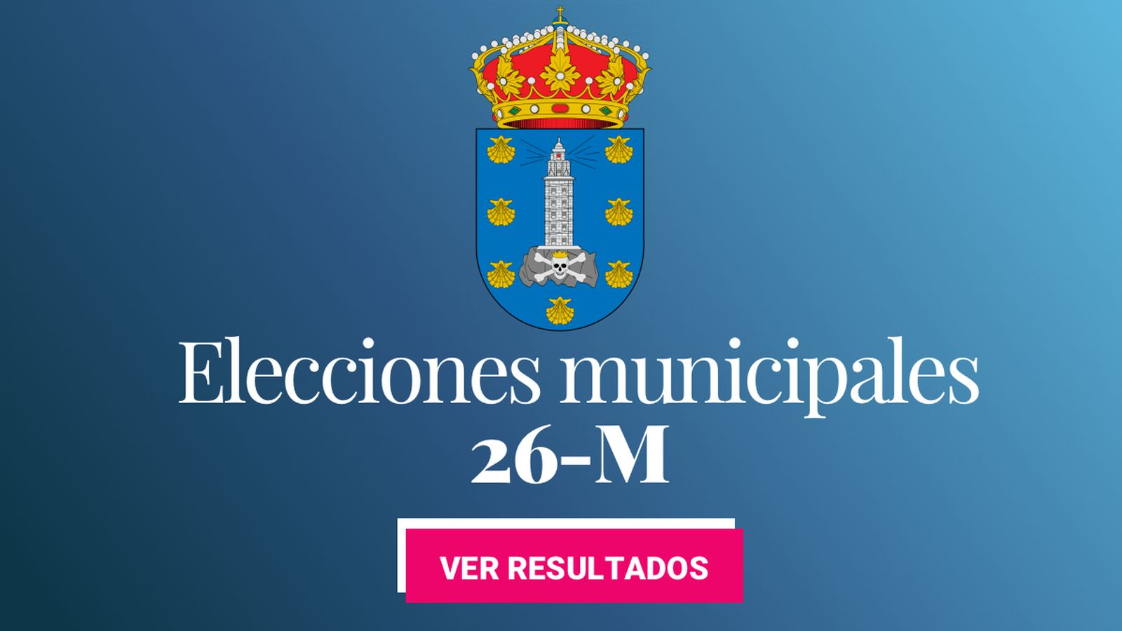 Foto: Elecciones municipales 2019 en A Coruña. (C.C./EC)