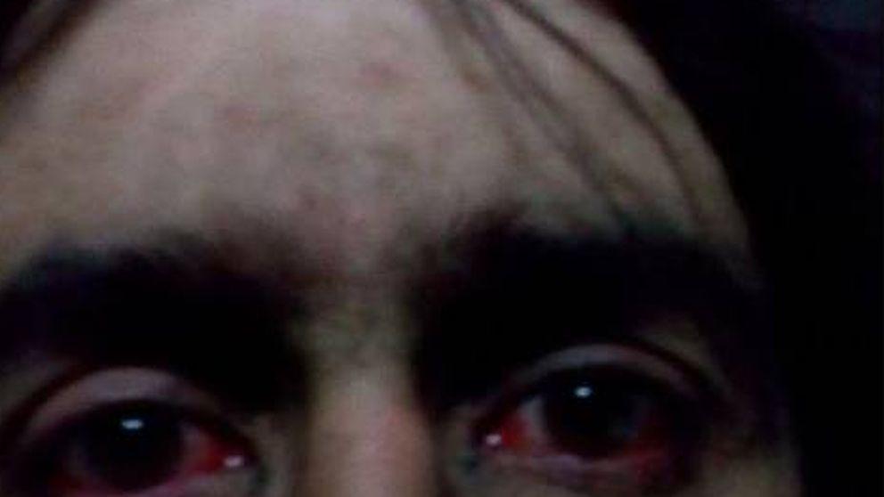 """""""Esta es la cara que se te queda tras 4 horas asfixiándote en los incendios"""""""