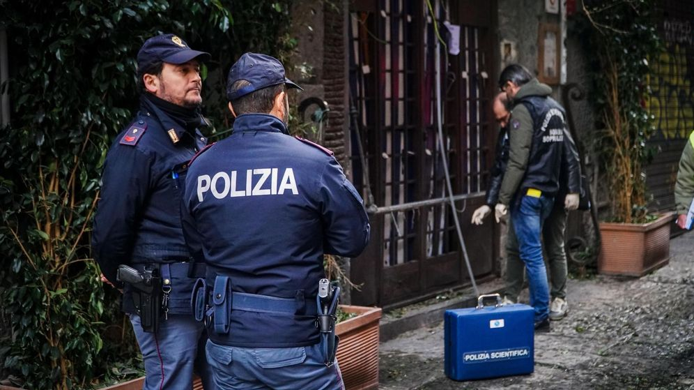 Foto: La policía italiana intenta determinar si el atropello fue provocado o accidental