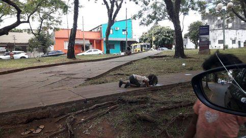 Explotación en Argentina: lo que hay tras la foto de la niña que bebe de un charco