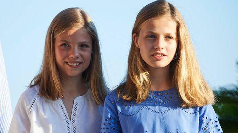 Te contamos todo lo que han llevado Leonor y Sofía durante sus vacaciones en Mallorca