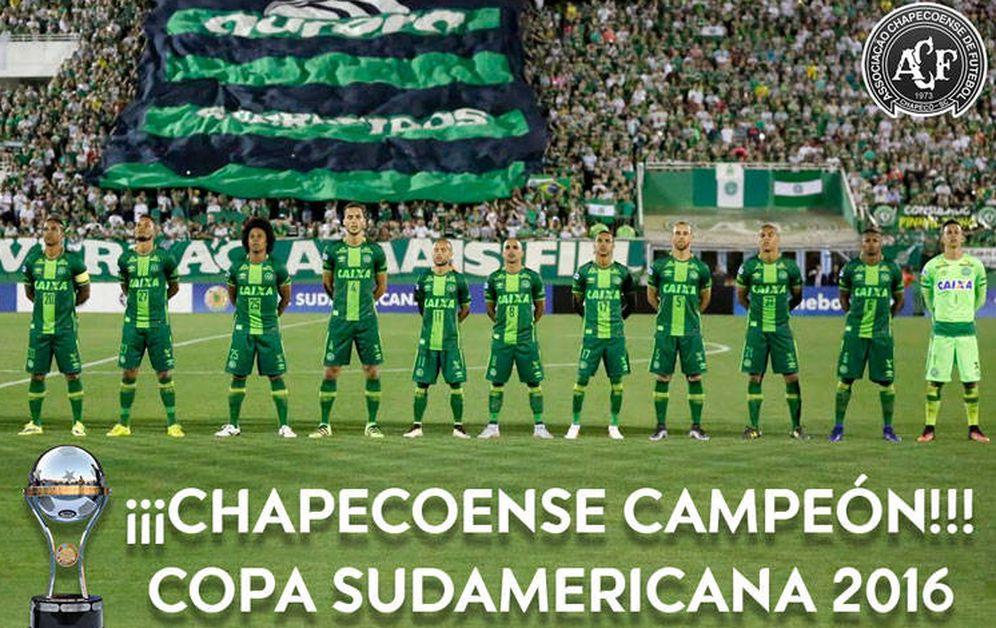 Foto: Imagen de la CONMEBOL en la que anuncia la decisión adoptada