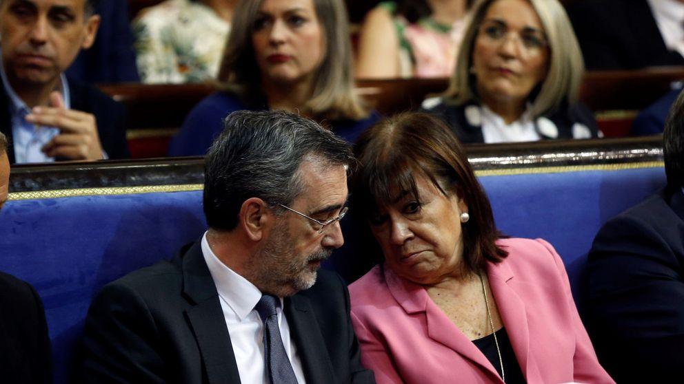 El socialista catalán Manuel Cruz, elegido presidente del Senado