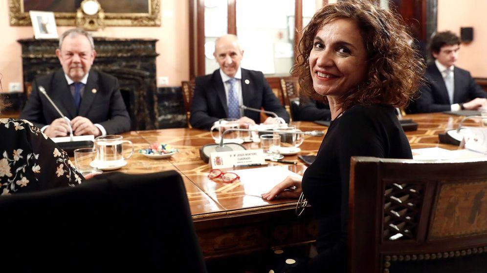 Foto: La ministra de Hacienda, María Jesús Montero, en una foto de archivo. (EFE)