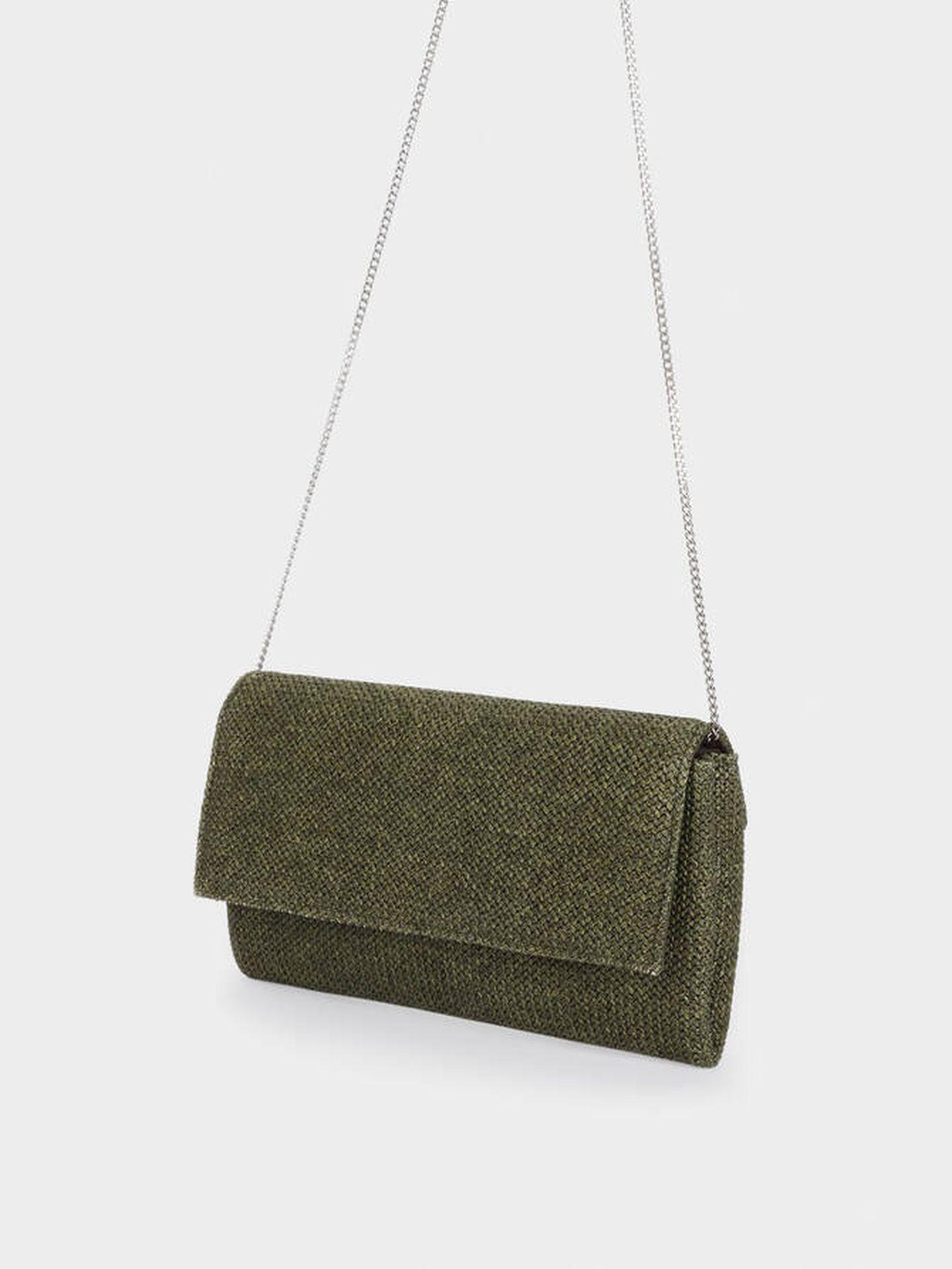 Este bolso bandolera de Parfois será nuestro fiel aliado en verano. (Cortesía)
