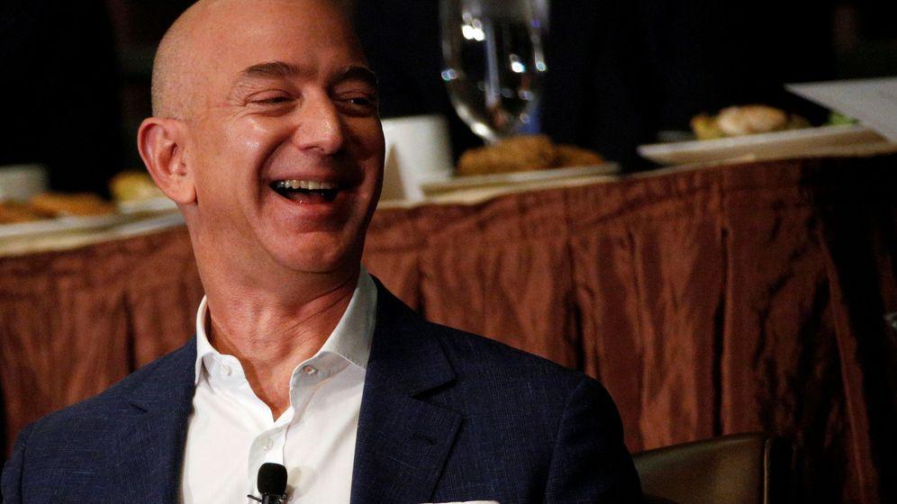 Foto: Probablemente, a Jeff Bezos no le habrá hecho tanta gracia saber que la caída de sus servidores fue debida a un error humano. (Reuters)