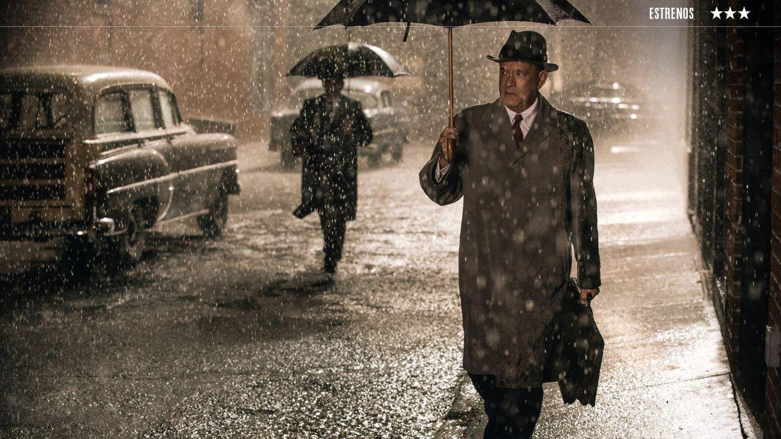 Foto: Fotograma del nuevo filme de Steven Spielberg