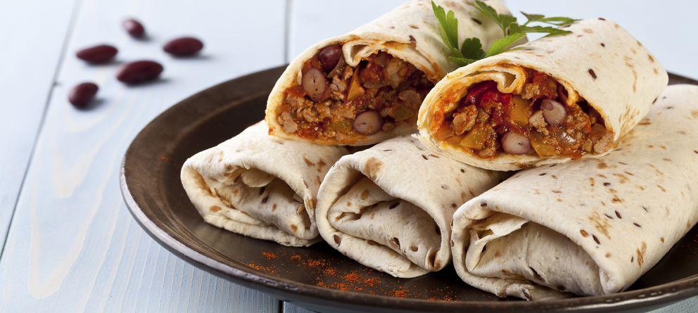 Supermercados: ¡Viva México! La guía para cocinar unos burritos ...