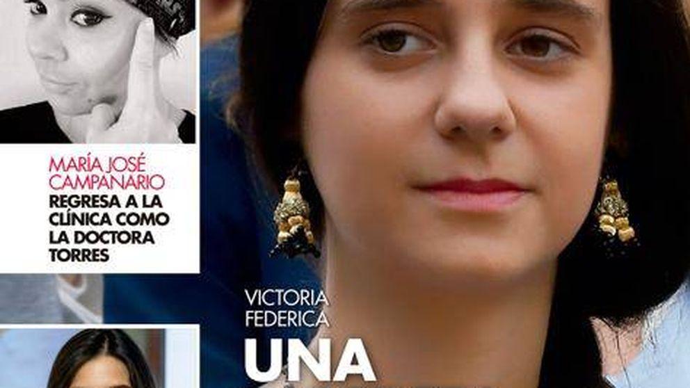 La mayoría de edad de Victoria Federica y los suelos de 'GH VIP'