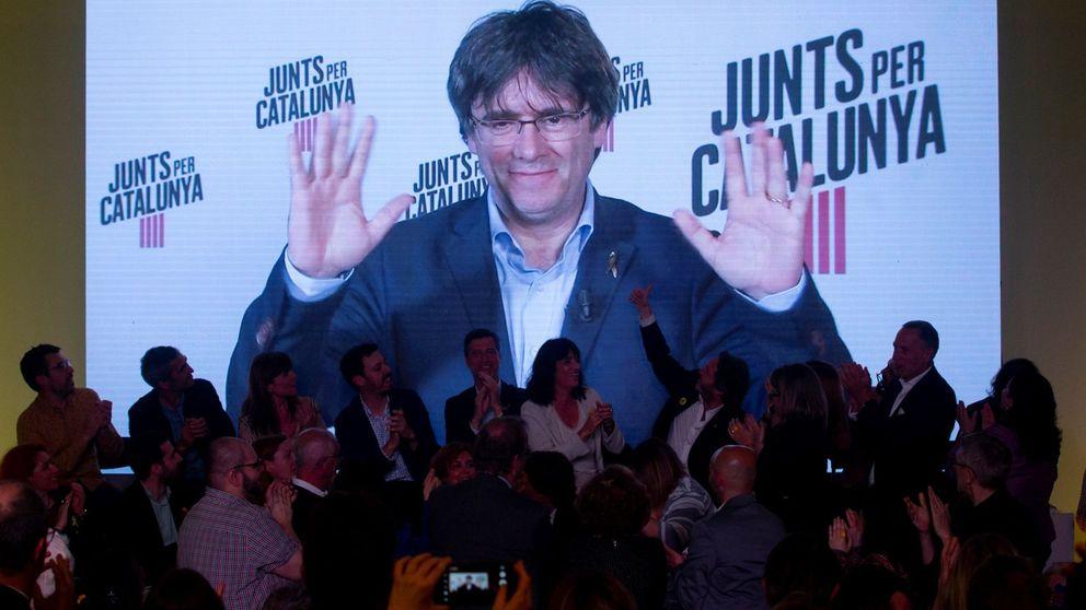 Elecciones europeas: JxCat pide ayuda para repartir papeletas en Barcelona