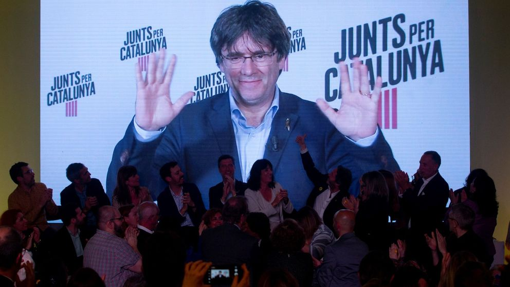 Hacienda ultima un informe para reclamar a Puigdemont a Bélgica por corrupción