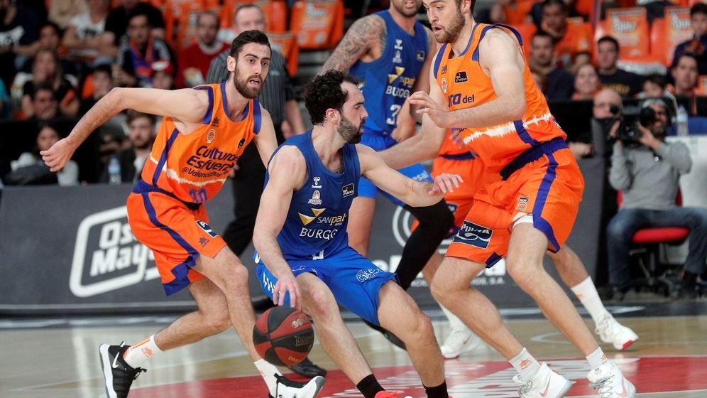 Foto: El Valencia Basket recibe este jueves al Olimpia Milano. (EFE)