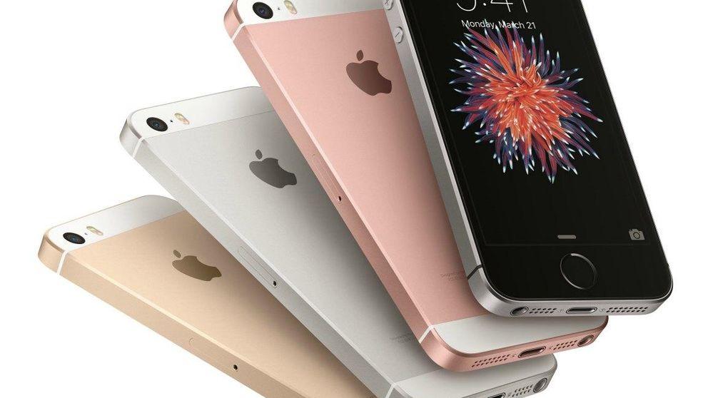 Apple presenta el iPhone SE: un teléfono 'barato' que regresa a las 4 pulgadas
