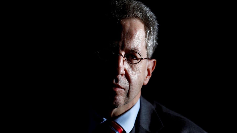 El exjefe de los servicios secretos del interior Hans-Georg Maassen. (Reuters)